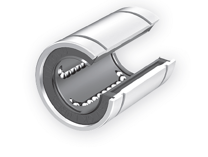 LM_OP 開口型直線軸承
