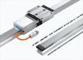 滾柱導軌 - 附塑膠孔蓋和內製測量刻度[R1805 .5. ..]