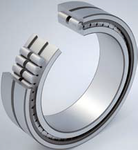 滿珠圓柱滾子軸承-NNCF系列