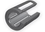 LMES_OP 自動調心開口型直線軸承