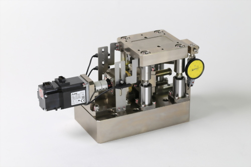 超精密升降平台 Precision_Lifting_unit