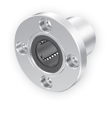 LMEF 歐規圓形法蘭型直線軸承