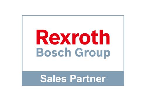2016年正式成為 德國博世力士樂(Bosch Rexroth) 銷售夥伴