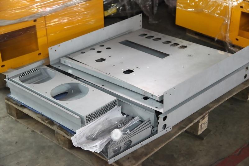 客製化金屬零件系列
