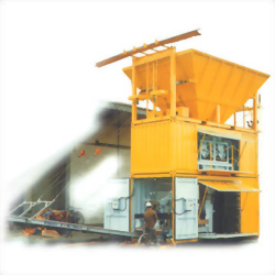 HIGH SPEED MOBILE BAGGING OF BULKMATERIAL