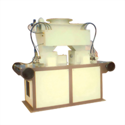 轨道移动式双连全电子式高速自动计量包装机
