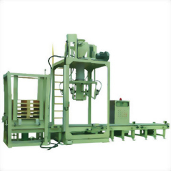 NET WEIGHT TYPE FLEXIBLE CONTAINER AUTOMATIC WEIGHING-FILLING-CONVEYING EQUIPMENT