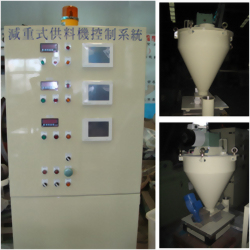 Continuous Loss-In-Weight Type Auto-Feeder