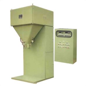 双连全电子净重式高速自动秤量袋装机