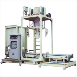 GROSS WEIGHT TYPE FLEXIBLE CONTAINER AUTOMATIC WEIGHING-FILLING-CONVEY