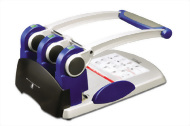 Lever-Tech Super 3-Hole Power Punch