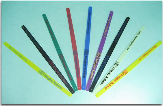 Multi-Color Rubber