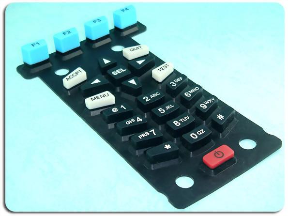 Control Panel Keypad