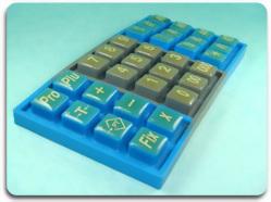 Epoxy Keypad