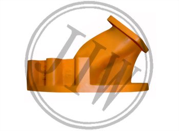 CA 4L6258 EX. BEND PIPE