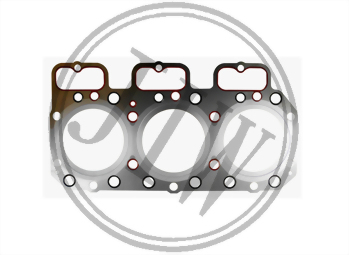 YM 6HAL2 (#126629-01330) GASKET FOR CYL. HEAD