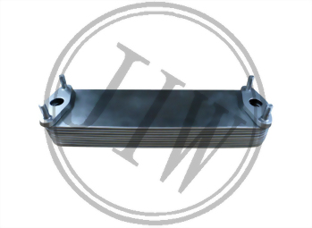 KO 6D170 CYL. BLOCK SIDE COVER ELEMENT (9片)