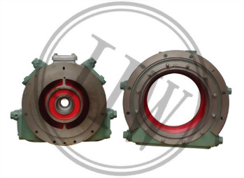 V-160 INLET / OUTLET TURBOCHARGER CASING