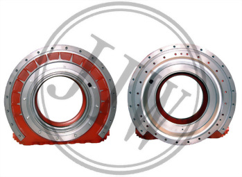 V-184 OUTLET TURBOCHARGER CASING