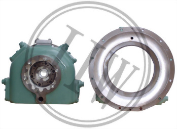 V-200 INLET / OUTLET TURBOCHARGER CASING
