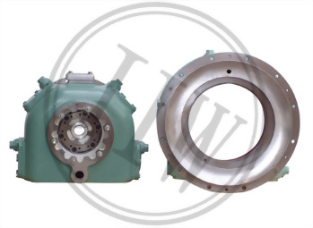 V-201 INLET / OUTLET TURBOCHARGER CASING