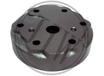 YM 2LD OIL COOLER COVER
