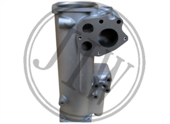 YM 6HAL-DT OIL COOLER COVER CASING