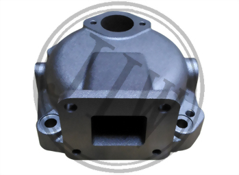 YM 6LA (Ø155-Ø165 ) OIL COOLER COVER