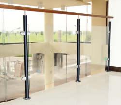 室內玻璃欄杆