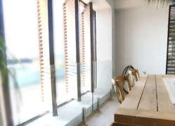 室內玻璃欄杆(地玻夾)