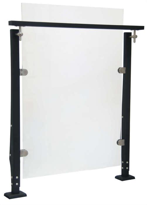 三面式2D+4D欄杆(底板型)