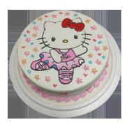 可愛卡通造型蛋糕
