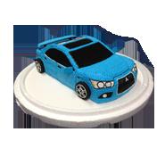 交通工具造型蛋糕