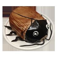 動物昆蟲造型蛋糕