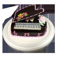 陶冶音樂造型蛋糕