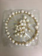 大珍珠裝飾