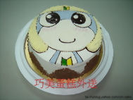 TAMAMA造型蛋糕