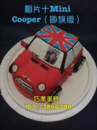 相片十mini cooper國旗版