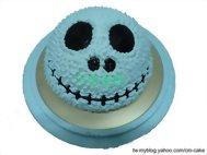 傑克造型蛋糕