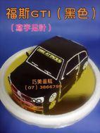 福斯GTI(黑色)