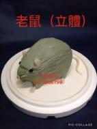老鼠 (立體)