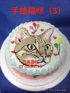 手繪貓咪(3)