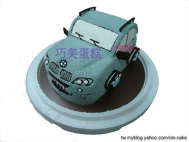 BMW X5汽車造型蛋糕