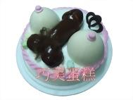 LP+奶奶造型蛋糕