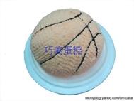 籃球(氣球)造型蛋糕