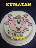 KUMATAN造型蛋糕