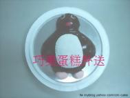 小企鵝造型蛋糕