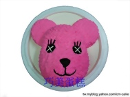 MOMO熊造型蛋糕