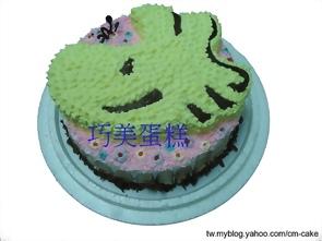 塔克造型蛋糕