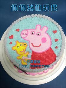 佩佩豬和玩偶